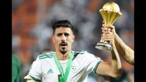 แอฟคอน 2019 โมเมนต์: ประตูสู่แชมป์แอฟคอนของแอลจีเรีย จากแบกแดด บูเนดยาห์