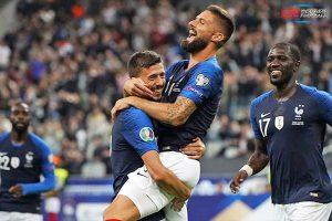 ไฮไลท์ฟุตบอลยูโร ฝรั่งเศส 3 – 0 อันดอร์ร่า