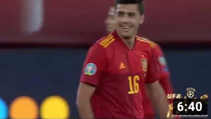 ไฮไลท์ฟุตบอลยูโร สเปน 7-0 มอลตา