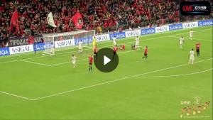 ไฮไลท์ฟุตบอลยูโร แอลเบเนีย 0-2 ฝรั่งเศส