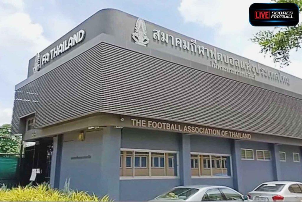 สมาคมกีฬาฟุตบอลแห่งประเทศไทยฯ - livescores