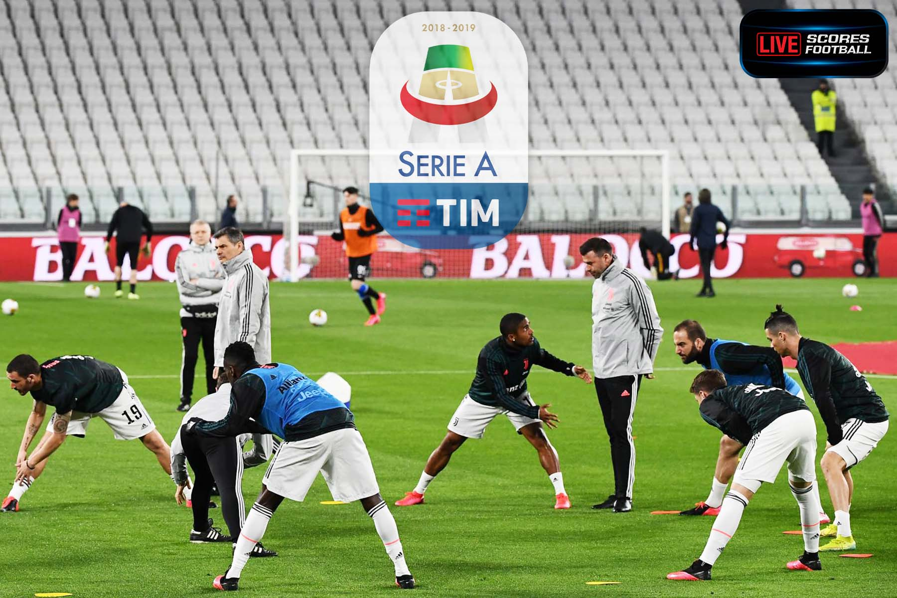Read more about the article แฟนบอลได้ เฮ ลีกอิตาลีก็เป็นอีกรายการที่นักเตะกลับมาเริ่มซ้อมกันได้แล้ว