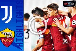 ไฮไลท์คู่เด็ด รวมลีกดังยุโรป(กัลโช่ ซีรีย์ อา)อิตาลี ยูเวนตุส 1-3 โรม่า วันที่ 1-8-2020