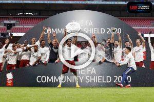 ไฮไลท์คู่เด็ด FA Community Shield 2020 อาร์เซน่อล 1-1 ลิเวอร์พูล (จุดโทษ 5-4)