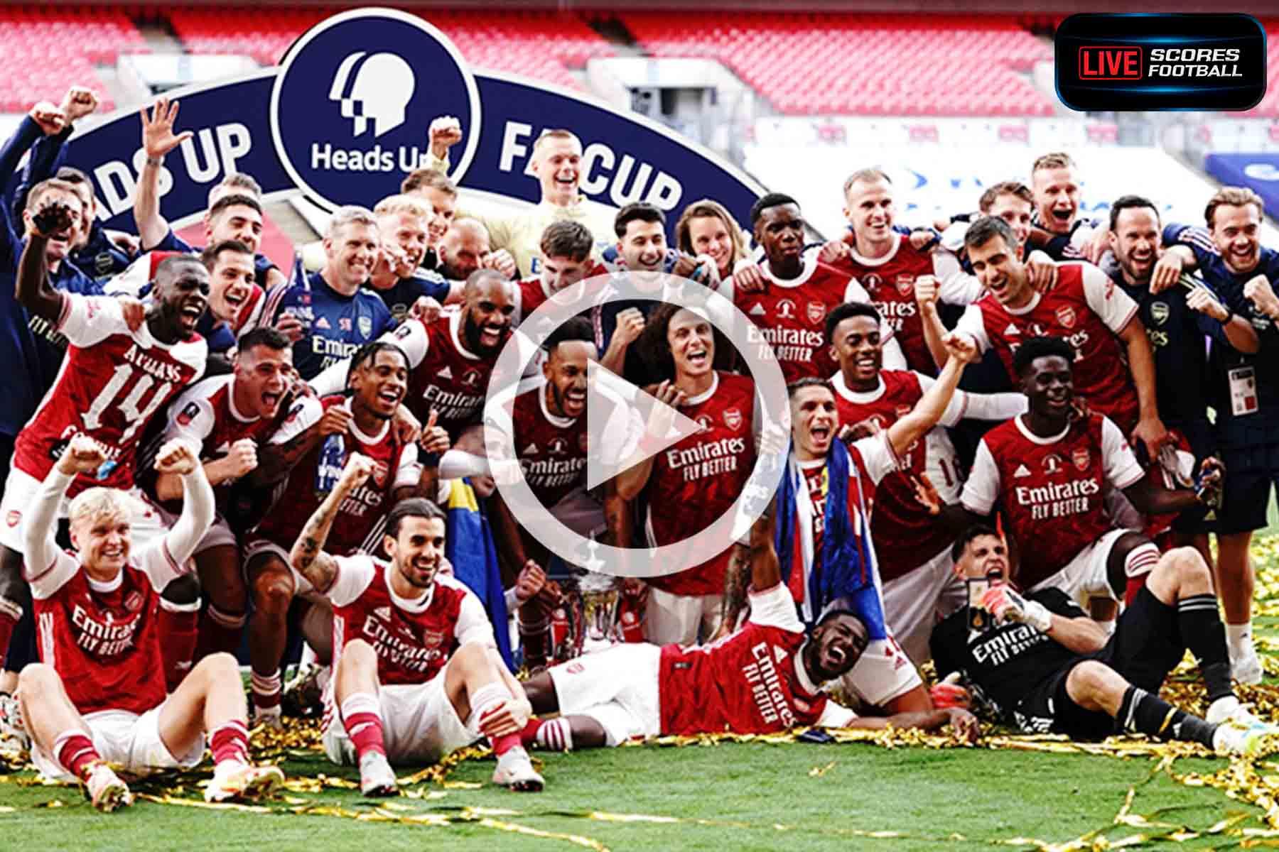 ไฮไลท์คู่เด็ด FA Cup อาร์เซน่อล 2-1 เชลซี วันที่ 1-8-2020 - LivescoresFB