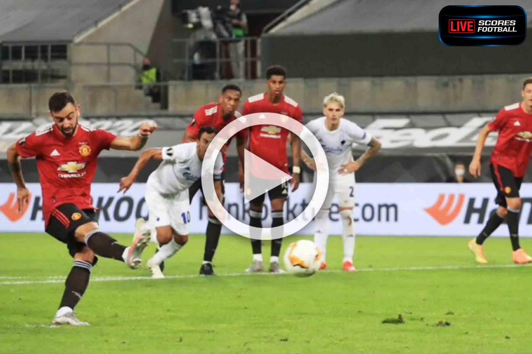 ไฮไลท์ UEL 2019-20 แมนเชสเตอร์ ยูไนเต็ด 1-0 เอฟซี โคเปนเฮเก้น รอบ 8 ทีม 10-8-2020