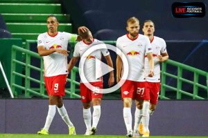 ไฮไลท์ UCL 2019-20 แอร์เบ ไลป์ซิก 2-1 แอตเลติโก มาดริด รอบ 8 ทีม 13-8-2020 - LivescoresFB