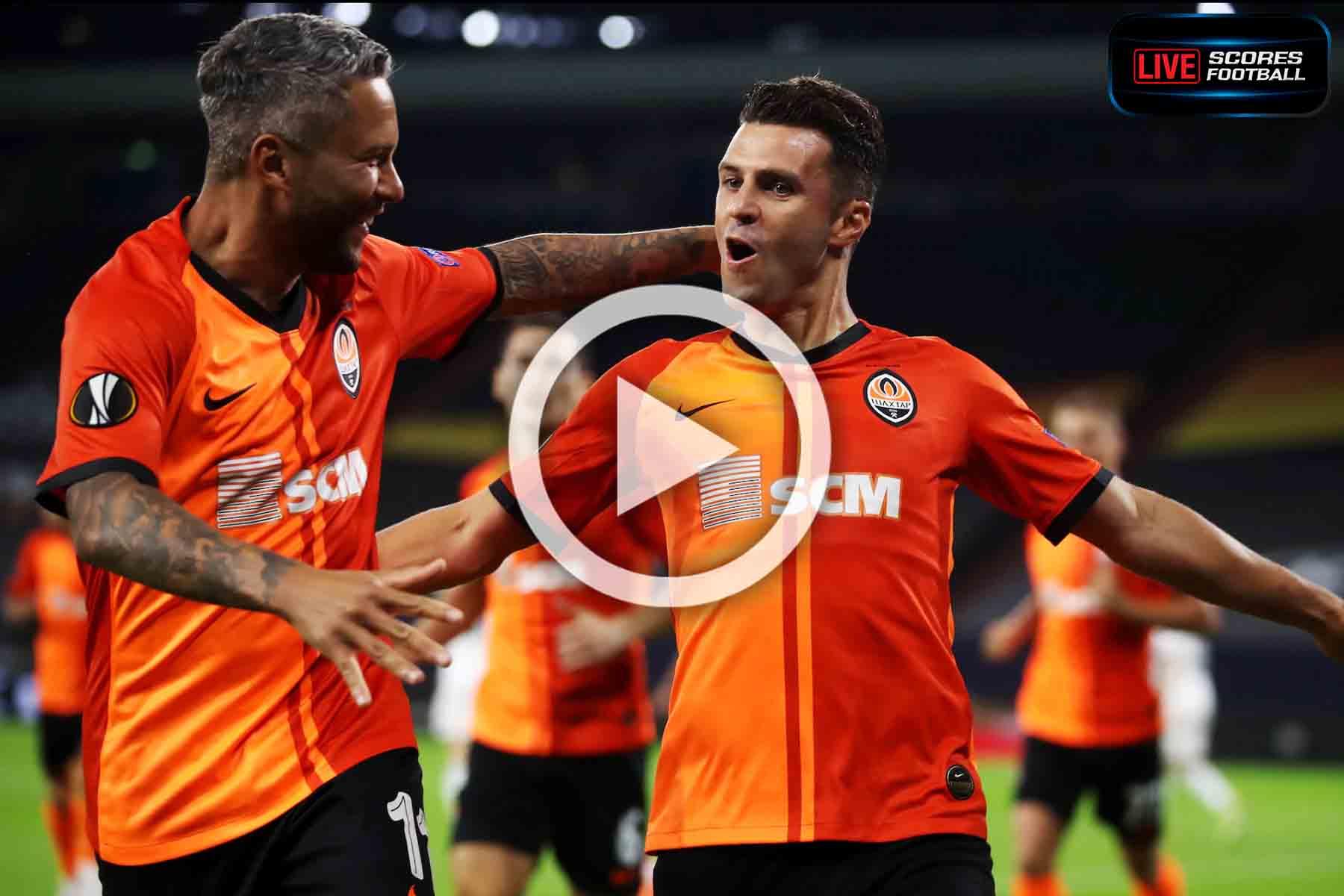 ไฮไลท์ UEL 2019-20 ชัคตาร์ โดเน็ทส์ค 4-1 เอฟซี บาเซิล รอบ 8 ทีม 11-8-2020