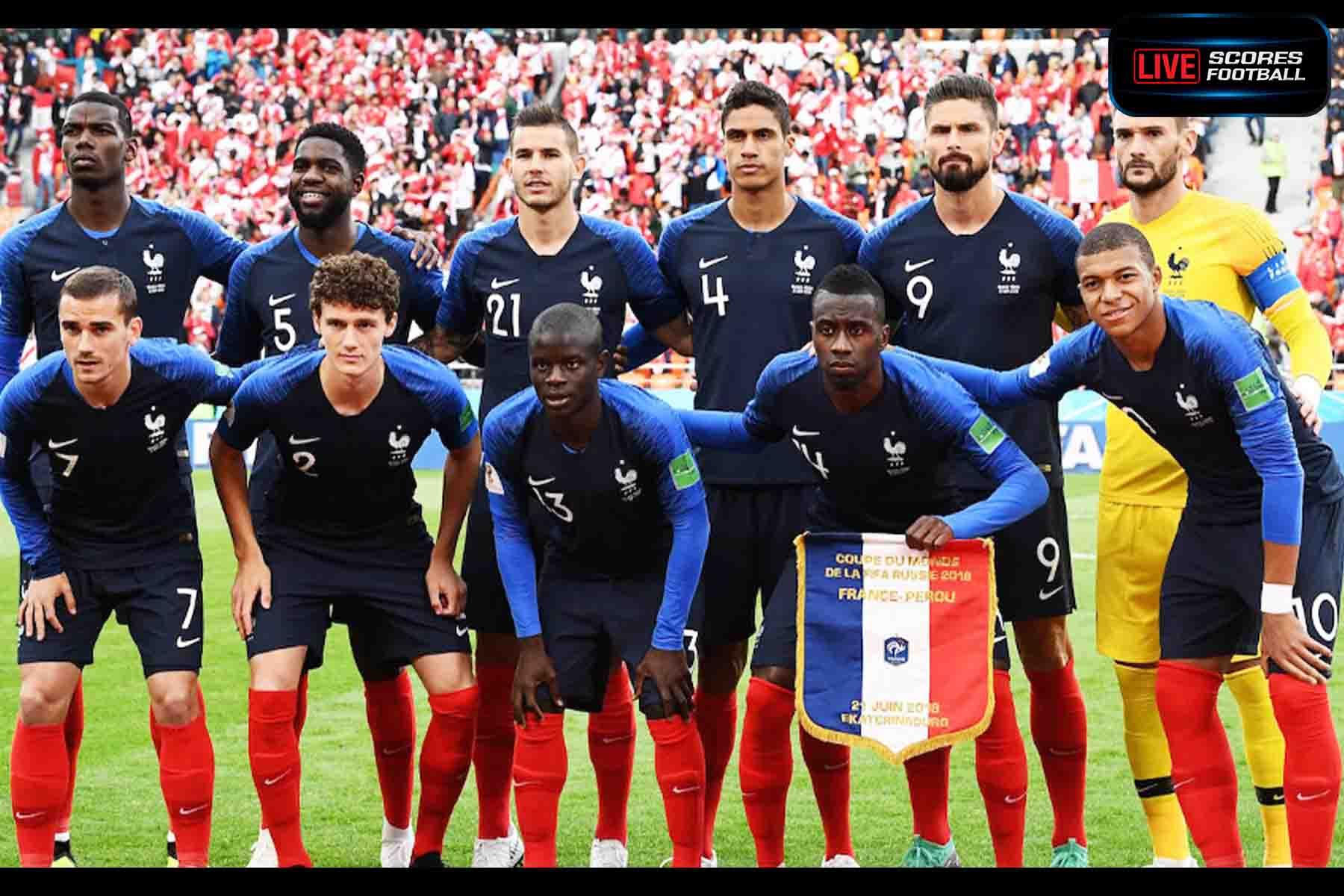 Read more about the article ส่องความพร้อมทีมเต็ง 1 ในยูโร 2020 ทีมชาติฝรั่งเศส