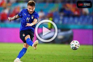 Read more about the article ไฮไลท์คู่เด็ด ฟุตบอลยูโร 2020 (กลุ่มA) อิตาลี 3-0 สวิตเซอร์แลนด์  /// 17-6-2021
