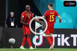 ไฮไลท์คู่เด็ด ฟุตบอลยูโร 2020 (กลุ่มB) เบลเยียม 3-0 รัสเซีย ::: 13-6-2021