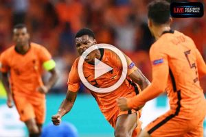 ไฮไลท์คู่เด็ด ฟุตบอลยูโร 2020 (กลุ่มC) เนเธอร์แลนด์ 3-2 ยูเครน ::: 14-6-2021