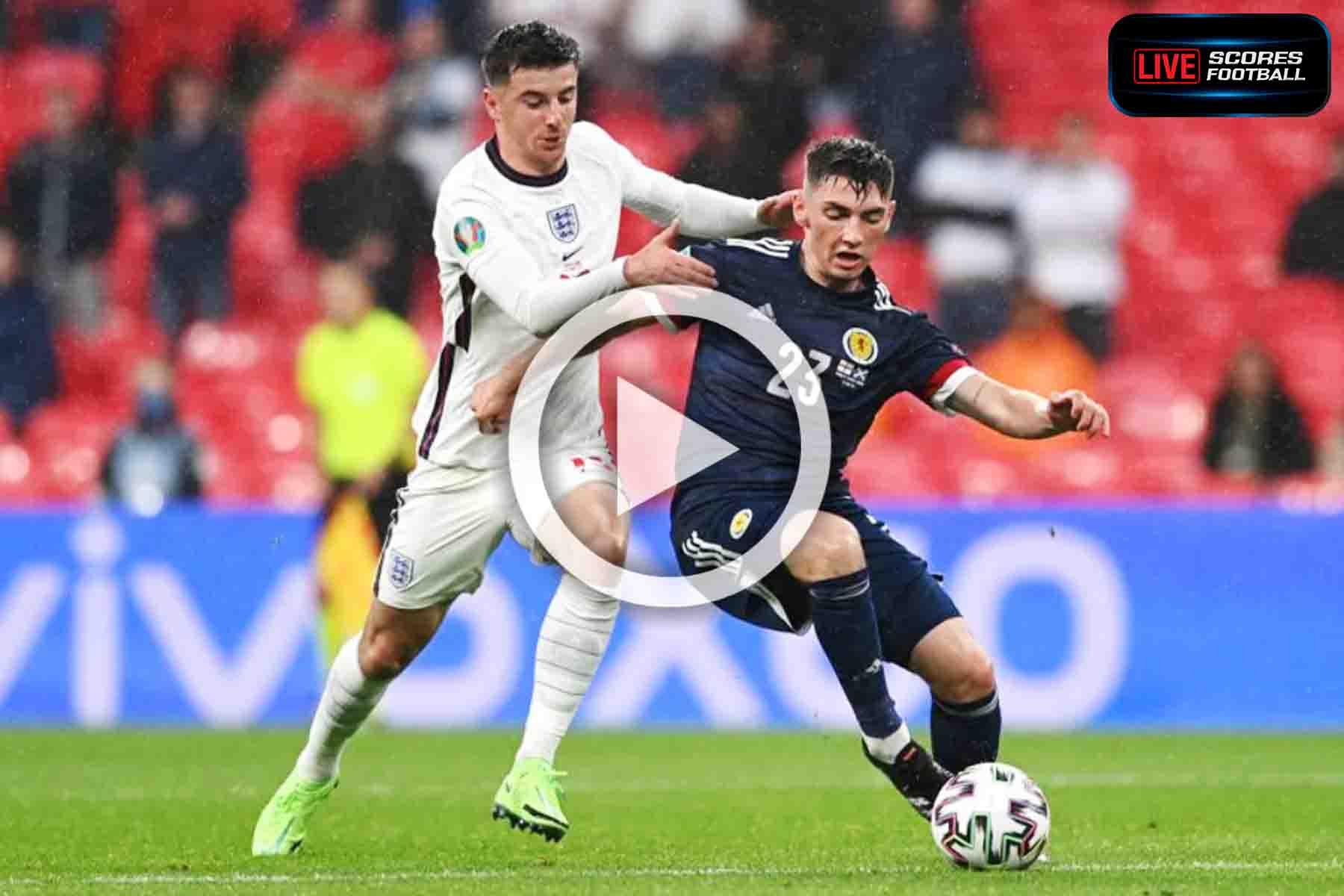 Read more about the article ไฮไลท์คู่เด็ด ฟุตบอล ยูโร2020 (กลุ่มD) อังกฤษ 0-0 สกอตแลนด์ /// 19-6-2021