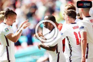 ไฮไลท์คู่เด็ด ฟุตบอลยูโร 2020 (กลุ่มD) อังกฤษ 1-0 โครเอเชีย : 13-6-2021