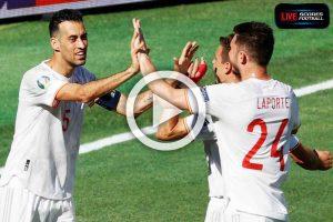 Read more about the article ไฮไลท์คู่เด็ด ฟุตบอล ยูโร 2020 (กลุ่มE) สโลวาเกีย 0-5 สเปน  /// 23-6-2021