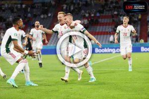 Read more about the article ไฮไลท์คู่เด็ด ฟุตบอล ยูโร 2020 (กลุ่มF) เยอรมนี 2-2 ฮังการี  /// 24-6-2021