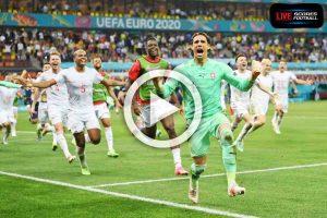 Read more about the article ไฮไลท์คู่เด็ด ฟุตบอล ยูโร 2020 (รอบ16ทีม) ฝรั่งเศษ 3-3 สวิตเซอร์แลนด์ (จุดโทษ 4-5) /// 29-6-2021