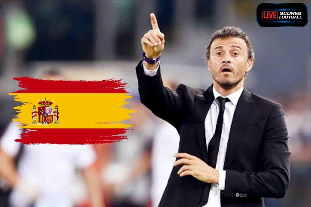 หลุยส์ เอ็นริเก้กุนซือทีมชาติสเปน