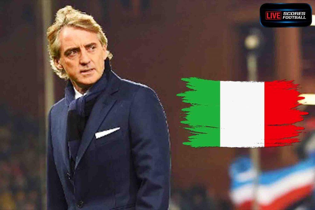 โรแบร์โต มันชีนีกุนซือทีมชาติอิตาลี