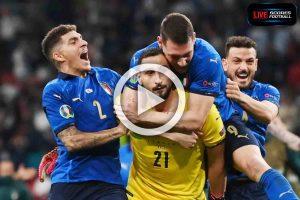 ไฮไลท์คู่เด็ด ฟุตบอล ยูโร 2020 (นัดชิงชนะเลิศ) อิตาลี 1-1 อังกฤษ (จุดโทษ 3-2) ::: 12-7-2021
