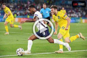 ไฮไลท์คู่เด็ด ฟุตบอล ยูโร 2020 (รอบ8ทีม) ยูเครน 0-4 อังกฤษ ::: 4-7-2021