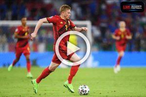 ไฮไลท์คู่เด็ด ฟุตบอล ยูโร 2020 (รอบ8ทีม) เบลเยียม 1-2 อิตาลี ::: 3-7-2021